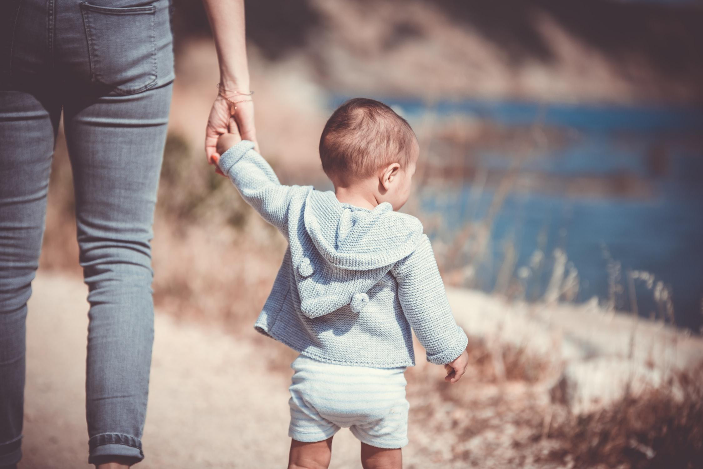 Att vandra med barn